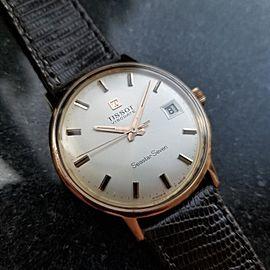 Tissot Seastar-Seven Vintage 34mm Mens Watch