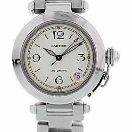 Cartier Pasha 2324 35mm Womens Watch