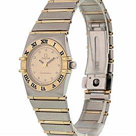 Omega Constellation 23mm Womens Watch