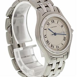 Cartier Panthere De Cartier 987904 33mm Mens Watch