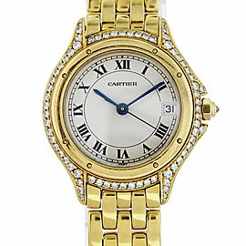 Cartier Panthere De Cartier 887907 26mm Womens Watch