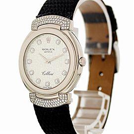 Rolex Cellini 6682 33mm Womens Watch