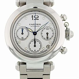 Cartier Pasha 2412 35mm Mens Watch