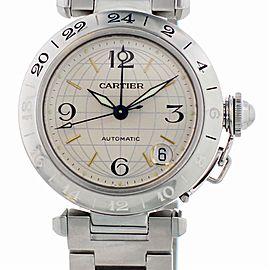 Cartier Pasha 2377 35mm Mens Watch