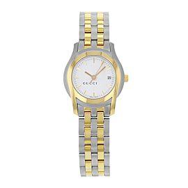 Gucci 5500 YA055528 27mm Womens Watch