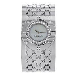 Gucci Twirl YA112415 33mm Womens Watch