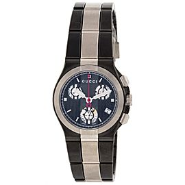 Gucci 124 YA124402 32mm Womens Watch