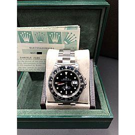 Rolex GMT-Master II 16700 40mm Mens Watch