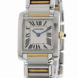 Cartier Francaise 2300 20.0mm Womens Watch