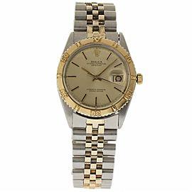 Rolex Datejust 1625 Vintage 36mm Mens Watch