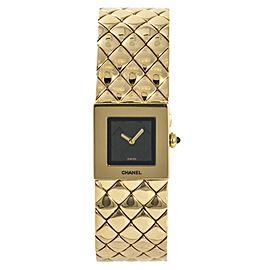 Chanel Matelasse CHA01-021115 29mm Womens Watch