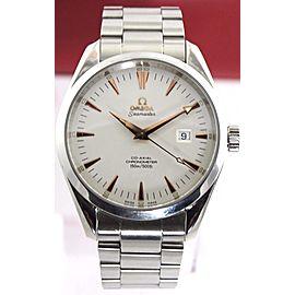 Omega Semaster Aqua Terra 2502.34 42.2mm Mens Watch