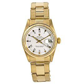 Rolex Datejust 6827 Vintage 31mm Womens Watch