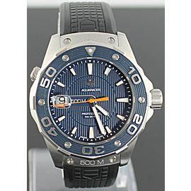 Tag Heuer Aquaracer WAJ1112.FT6015 43mm Mens Watch