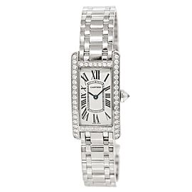 Cartier Americaine 2300 20mm Womens Watch