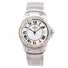 Cartier Cougar 1910 33.0mm Mens Watch