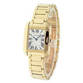 Cartier Tank Anglaise W5310014 30.2mm Womens Watch
