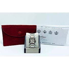 Cartier Francaise 2465 30mm Mens Watch