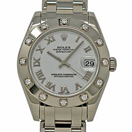 Rolex Pearlmaster 34.0mm Womens Watch