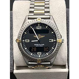 Breitling Aerospace 188 43mm Mens Watch