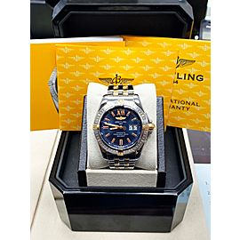 Breitling Galactic 188 41mm Mens Watch