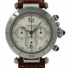 Cartier Pasha W31030H3 38.0mm Mens Watch