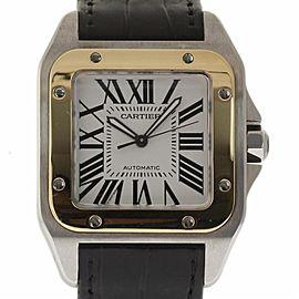 Cartier Santos W20072X7 38.0mm Mens Watch