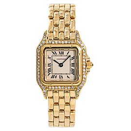Cartier Panthere 1980 22mm Womens Watch