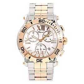 Chopard Happy Sport 42mm Womens Watch