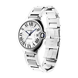 Cartier Ballon W69012Z4 42mm Mens Watch