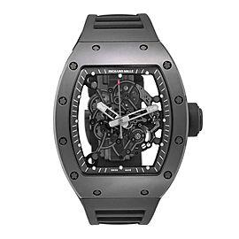Richard Mille Rm 055 RM 035 50.00mm Mens Watch