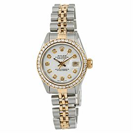 Rolex Datejust 69173 26.0mm Womens Watch