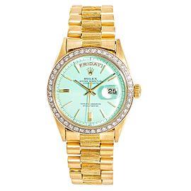 Rolex Date 1803 36mm Mens Watch