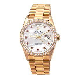 Rolex Day-Date 18348 36mm Mens Watch