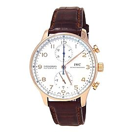 IWC Portuguese IW371480 41mm Mens Watch