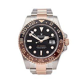 Rolex Gmt Master Ii 40mm Mens Watch