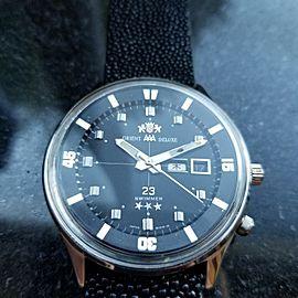 Orient Swimmer V16 Vintage 42mm Mens Watch