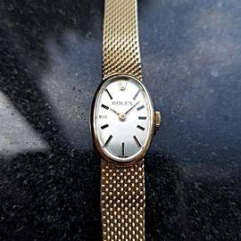 Rolex Cocktail Watch LV631 Vintage 15mm Womens Watch