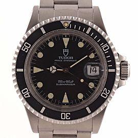 Tudor Submariner 79090 Vintage 40mm Mens Watch