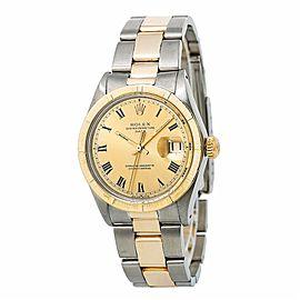 Rolex Date 1501 34.0mm Mens Watch