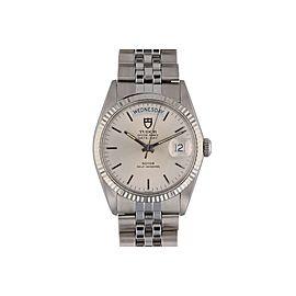 Tudor Date 36mm Mens Watch