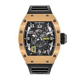 Richard Mille Rm 030 RM 035 50.00mm Mens Watch