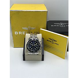 Breitling Superocean A13341 47mm Mens Watch