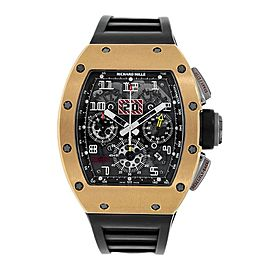 Richard Mille Rm 011 RM011 50.00mm Mens Watch