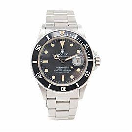 Rolex Submariner 16800 40.0mm Mens Watch