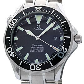 Omega Automatic Seamaster 41.0mm Mens Watch