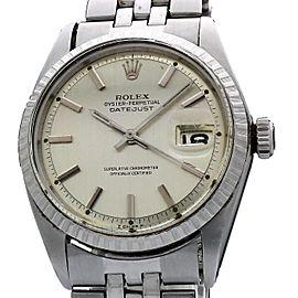 Rolex Datejust 1603 36.0mm Mens Watch