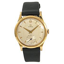 Omega Vintage 36mm Mens Watch