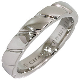Chaumet Platinum Ring Size 7.25