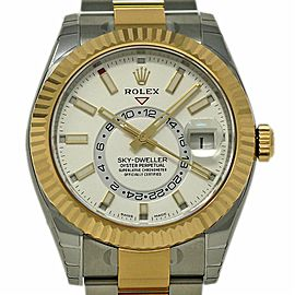 Rolex Oyster 42.0mm Mens Watch